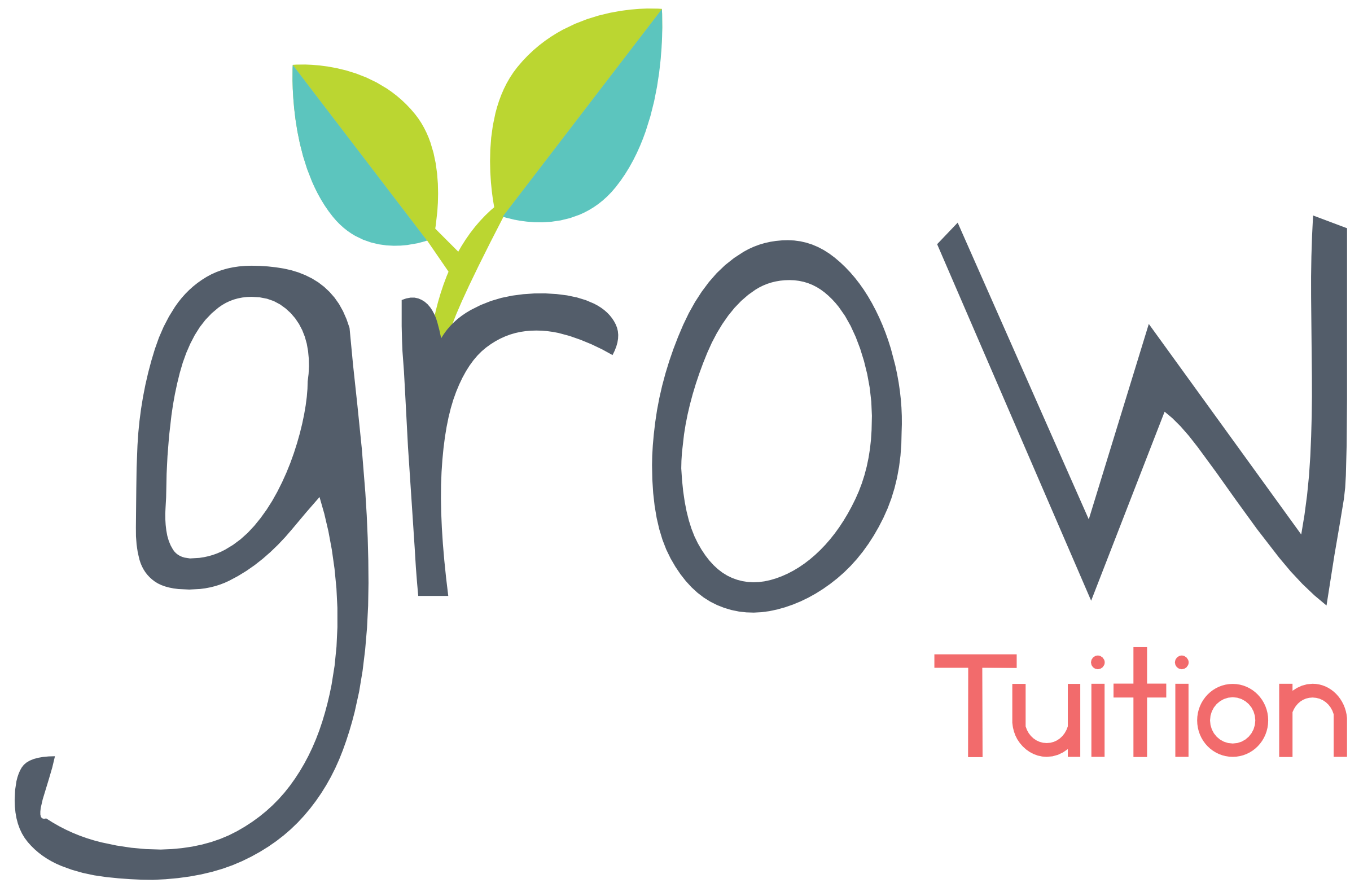 Grow Tuition logo - a contributor at the Teacher Empowerment Event Manchester